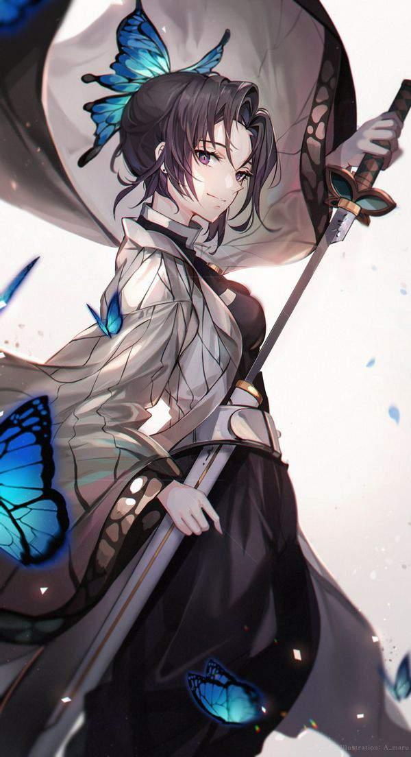 【鬼滅の刃】胡蝶しのぶ(こちょうしのぶ)のエロ画像【36】