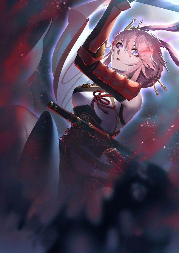 【崩壊学園】八重桜(やえさくら)のエロ画像【崩壊3rd】【50】