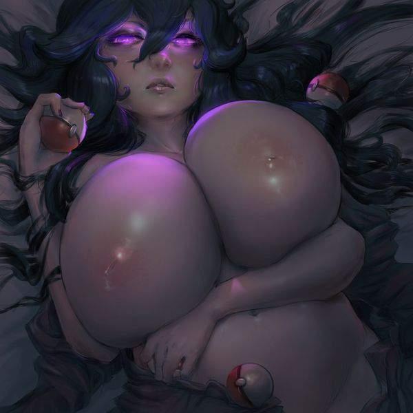 【ポケモン】オカルトマニアのエロ画像【34】