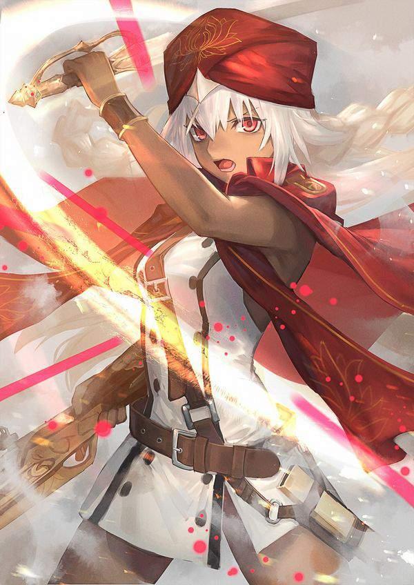 【Fate/GrandOrder】ラクシュミー・バーイー(lakshmibai)のエロ画像【29】
