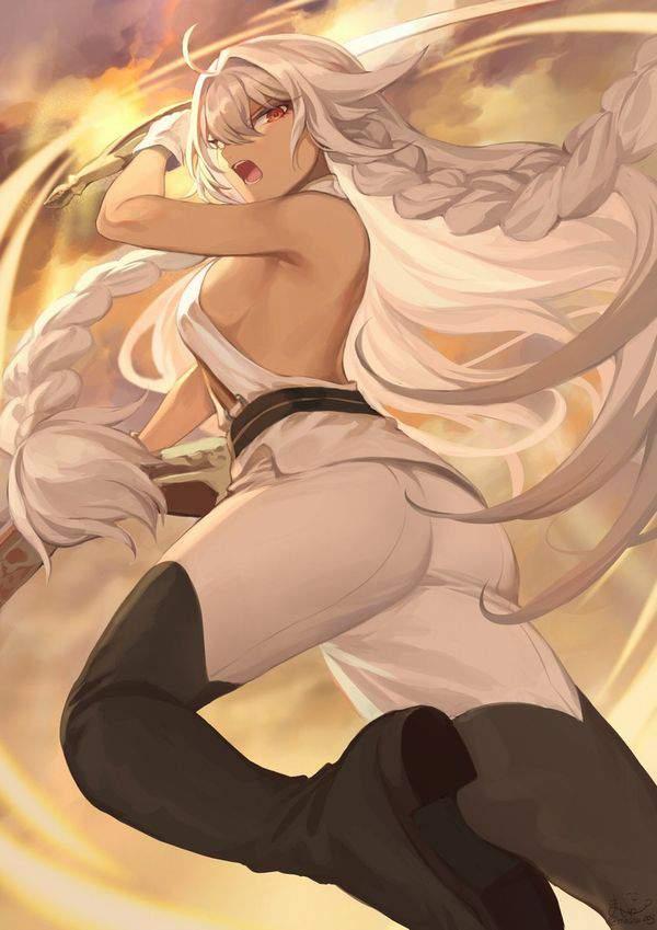 【Fate/GrandOrder】ラクシュミー・バーイー(lakshmibai)のエロ画像【40】