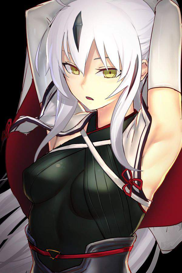 【Fate/GrandOrder】長尾景虎(ながおかげとら)のエロ画像【4】