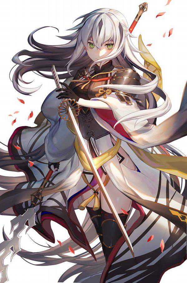 【Fate/GrandOrder】長尾景虎(ながおかげとら)のエロ画像【23】