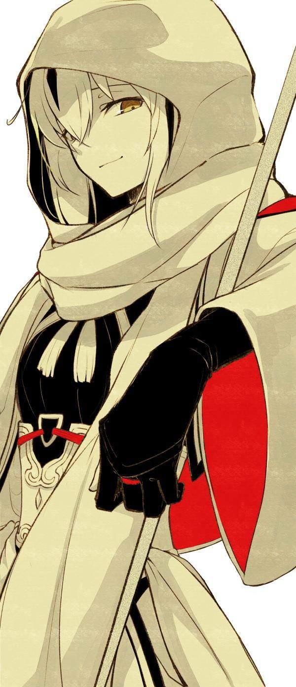 【Fate/GrandOrder】長尾景虎(ながおかげとら)のエロ画像【29】