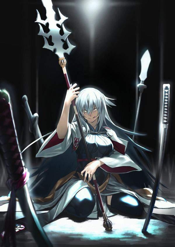 【Fate/GrandOrder】長尾景虎(ながおかげとら)のエロ画像【35】