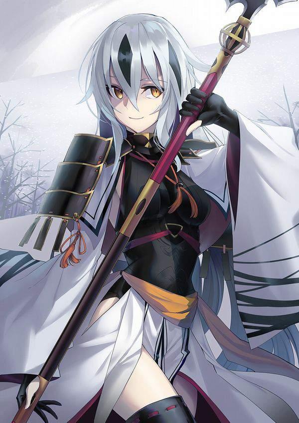 【Fate/GrandOrder】長尾景虎(ながおかげとら)のエロ画像【42】
