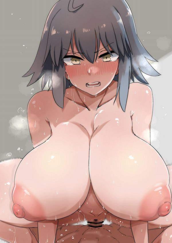 【Fate/GrandOrder】ジャンヌ・オルタ(jeanne d'arc alter)のエロ画像【6】