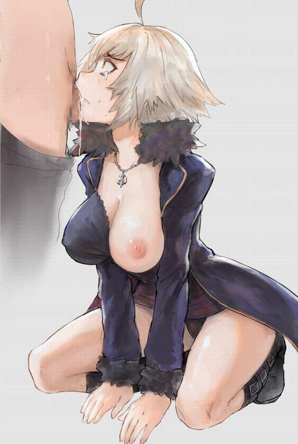 【Fate/GrandOrder】ジャンヌ・オルタ(jeanne d'arc alter)のエロ画像【9】