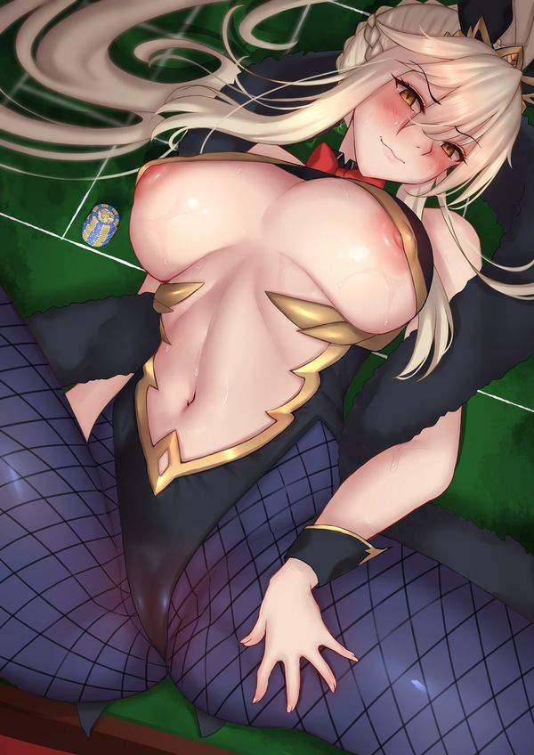 【Fate/GrandOrder】アルトリア・ペンドラゴン(ランサーオルタ)のエロ画像【13】