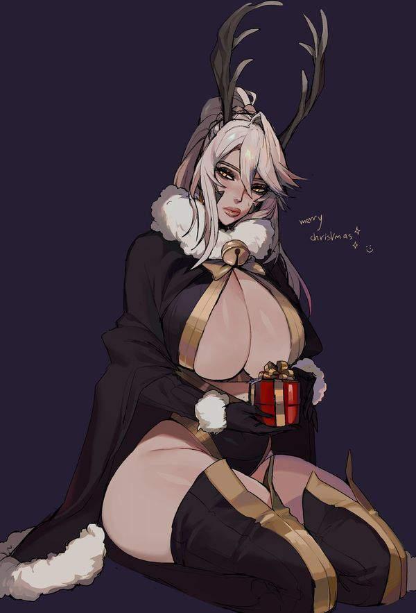【Fate/GrandOrder】アルトリア・ペンドラゴン(ランサーオルタ)のエロ画像【36】