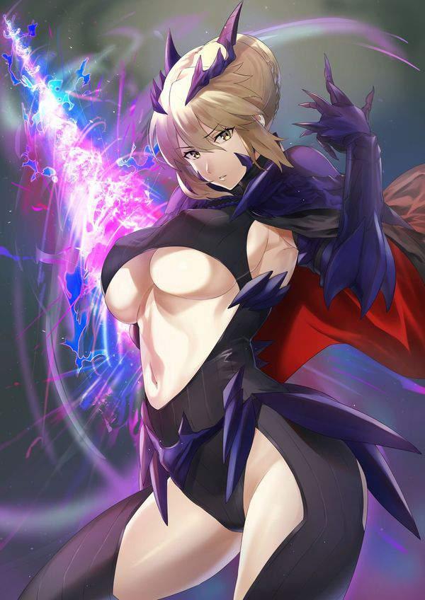 【Fate/GrandOrder】アルトリア・ペンドラゴン(ランサーオルタ)のエロ画像【41】