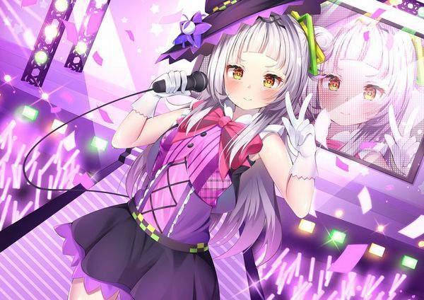【ホロライブ】紫咲シオン(むらさきしおん)のエロ画像【バーチャルYouTuber】【49】