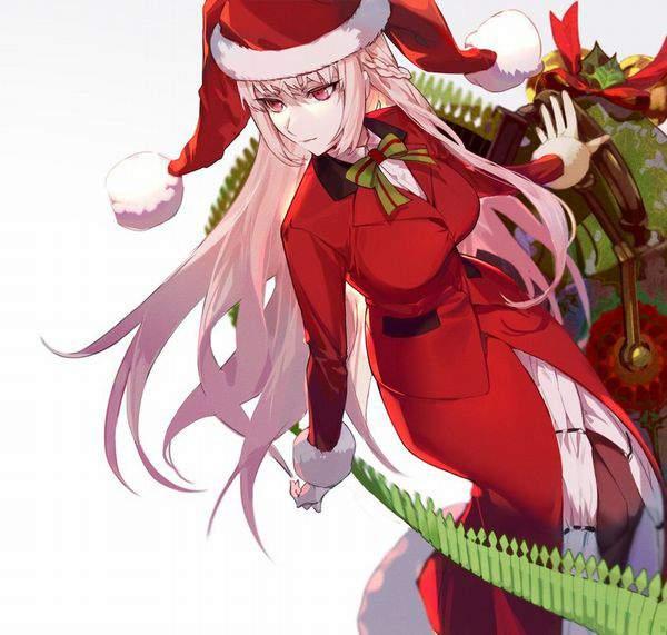 【Fate/GrandOrder】ナイチンゲール(サンタ)のエロ画像【8】