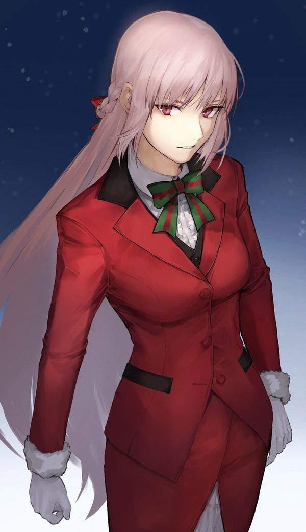 【Fate/GrandOrder】ナイチンゲール(サンタ)のエロ画像【9】