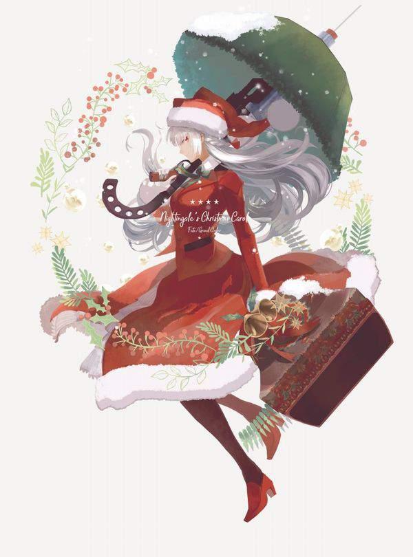【Fate/GrandOrder】ナイチンゲール(サンタ)のエロ画像【14】