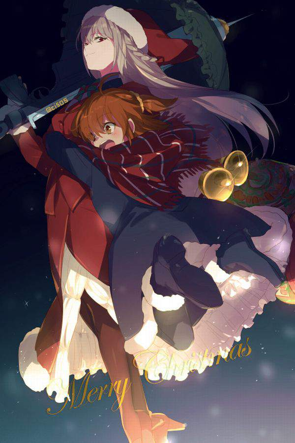 【Fate/GrandOrder】ナイチンゲール(サンタ)のエロ画像【20】