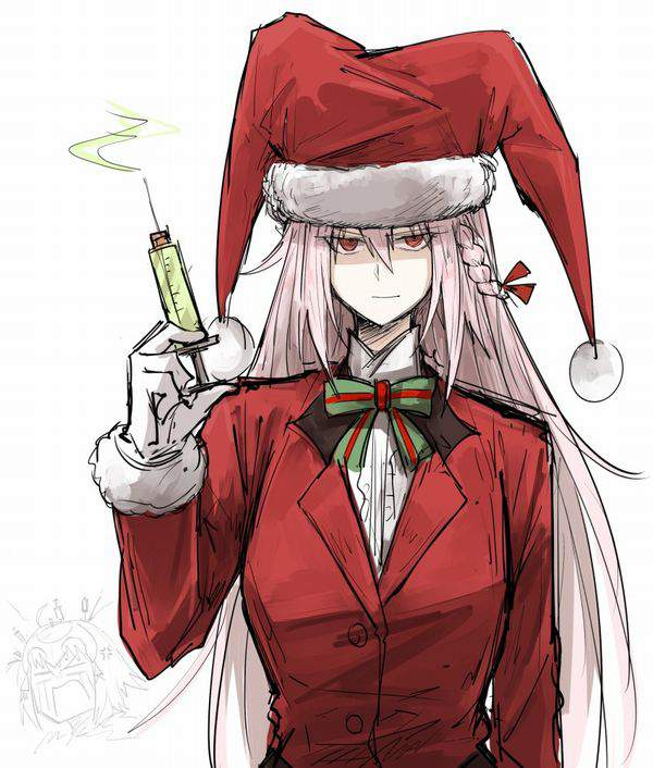 【Fate/GrandOrder】ナイチンゲール(サンタ)のエロ画像【26】