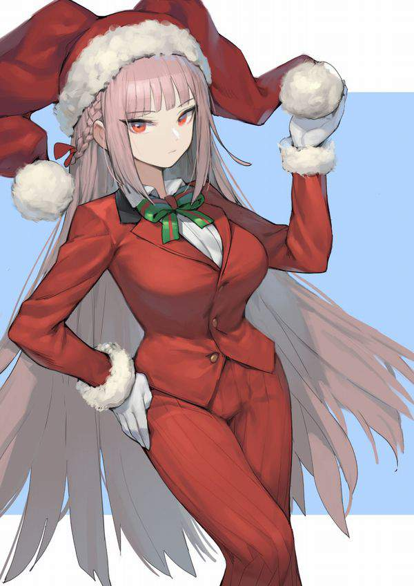 【Fate/GrandOrder】ナイチンゲール(サンタ)のエロ画像【36】
