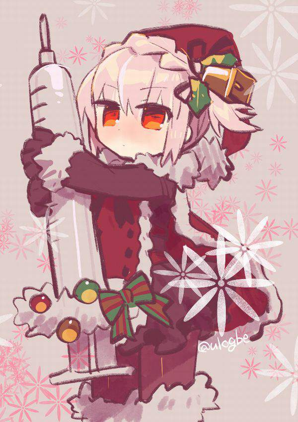 【Fate/GrandOrder】ナイチンゲール(サンタ)のエロ画像【37】