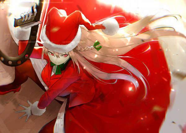 【Fate/GrandOrder】ナイチンゲール(サンタ)のエロ画像【39】