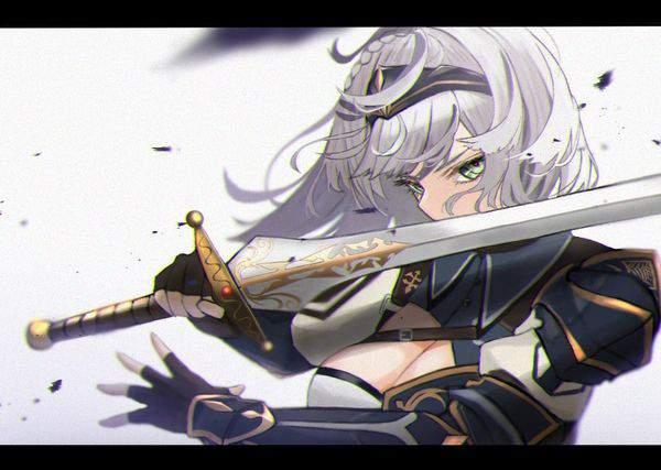 【ホロライブ】白銀ノエル(しろがねのえる)のエロ画像【バーチャルYouTuber】【25】