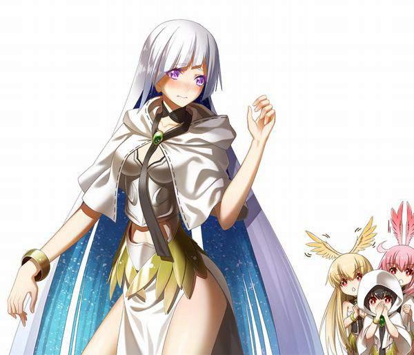 【Fate/GrandOrder】ブリュンヒルデ(Brynhildr)のエロ画像【17】
