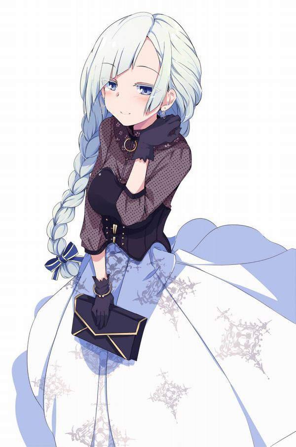 【Fate/GrandOrder】ブリュンヒルデ(Brynhildr)のエロ画像【20】