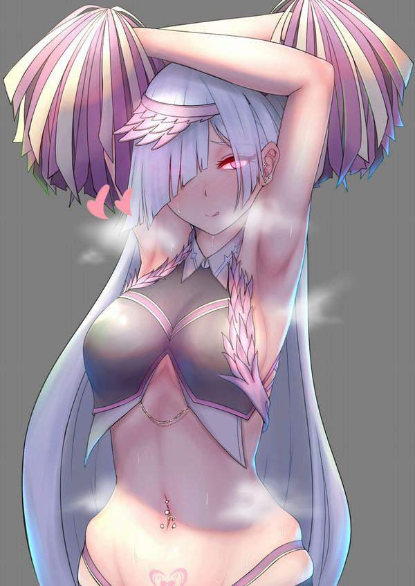 【Fate/GrandOrder】ブリュンヒルデ(Brynhildr)のエロ画像【38】