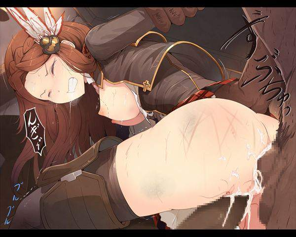 【敗北者じゃけえ】戦いに敗れ傷だらけの身体をレイプされる二次エロ画像【24】