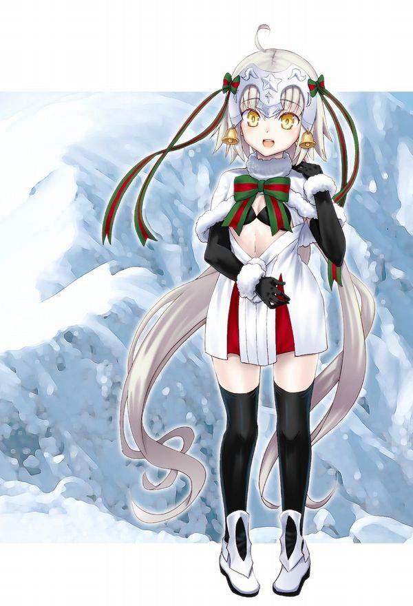 【Fate/GrandOrder】ジャンヌ・ダルク・オルタ・サンタ・リリィのエロ画像【25】