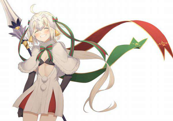 【Fate/GrandOrder】ジャンヌ・ダルク・オルタ・サンタ・リリィのエロ画像【38】