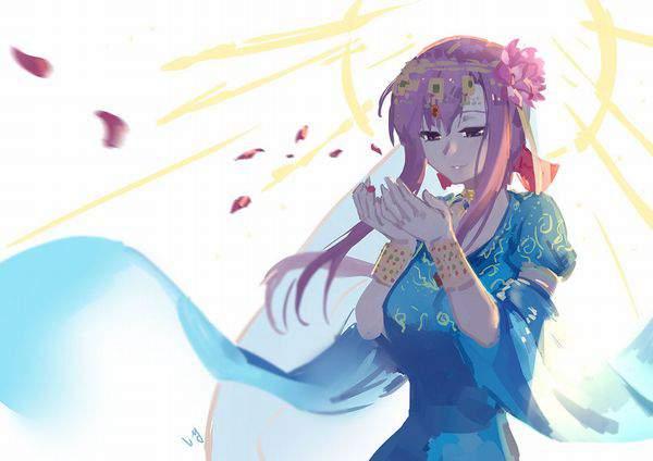 【Fate/GrandOrder】パールヴァティ(Parvati)のエロ画像【3】