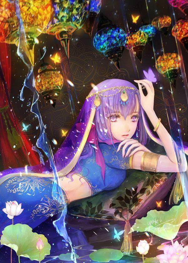 【Fate/GrandOrder】パールヴァティ(Parvati)のエロ画像【12】