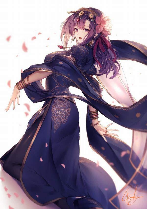 【Fate/GrandOrder】パールヴァティ(Parvati)のエロ画像【15】