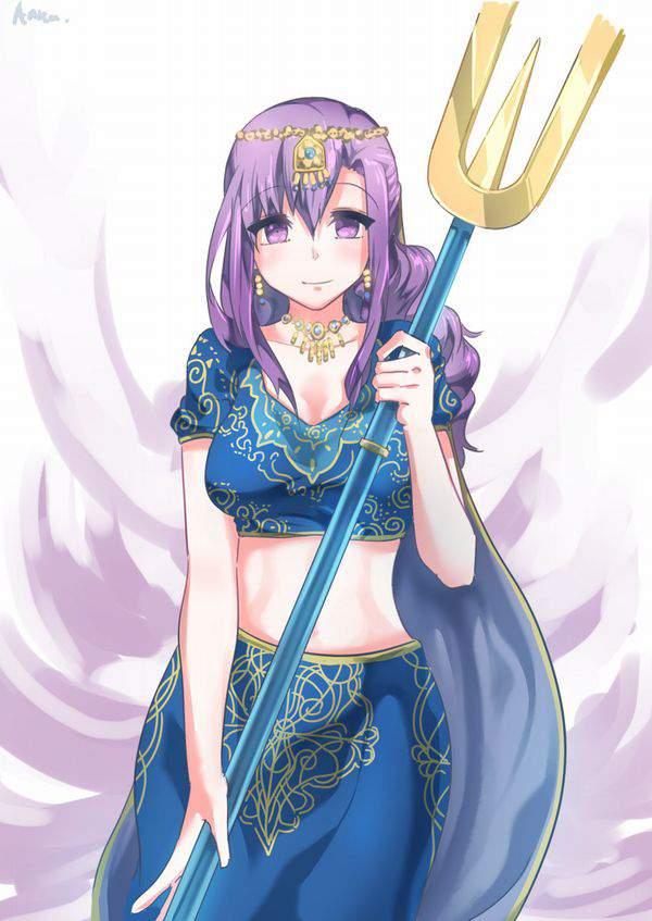 【Fate/GrandOrder】パールヴァティ(Parvati)のエロ画像【21】
