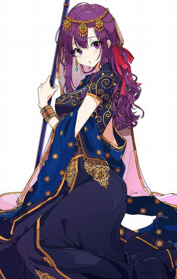 【Fate/GrandOrder】パールヴァティ(Parvati)のエロ画像【35】