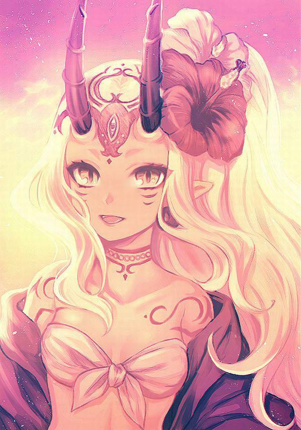 【Fate/GrandOrder】茨木童子(水着)のエロ画像【41】