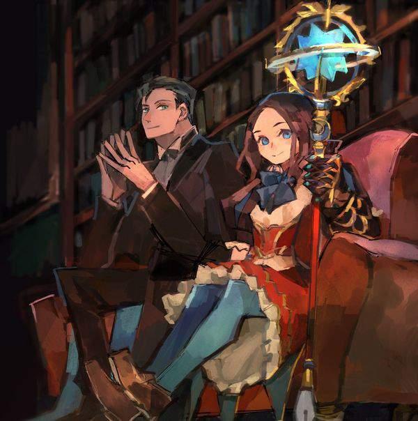 【Fate/GrandOrder】レオナルド・ダ・ヴィンチ(ライダー)のエロ画像【27】