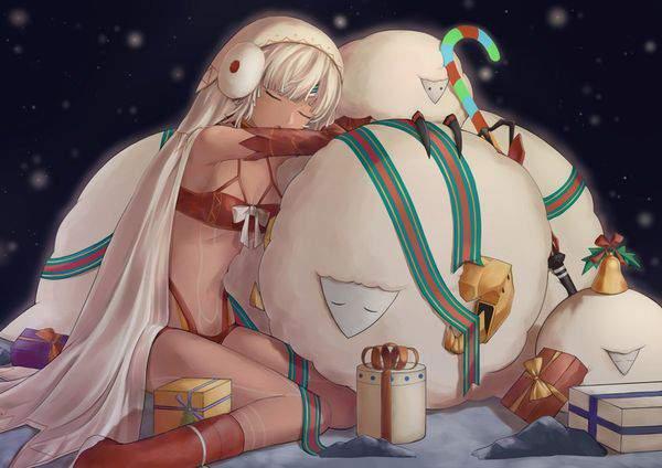 【Fate/GrandOrder】アルテラ・ザ・サン〔タ〕のエロ画像【13】