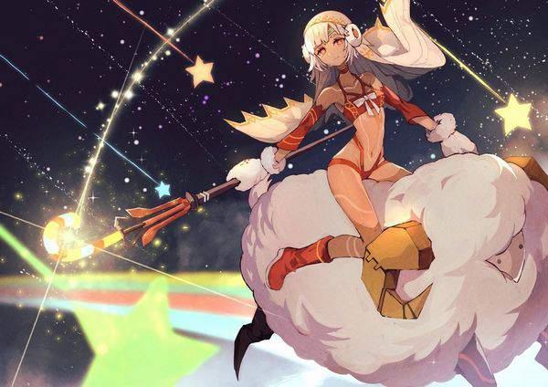 【Fate/GrandOrder】アルテラ・ザ・サン〔タ〕のエロ画像【28】