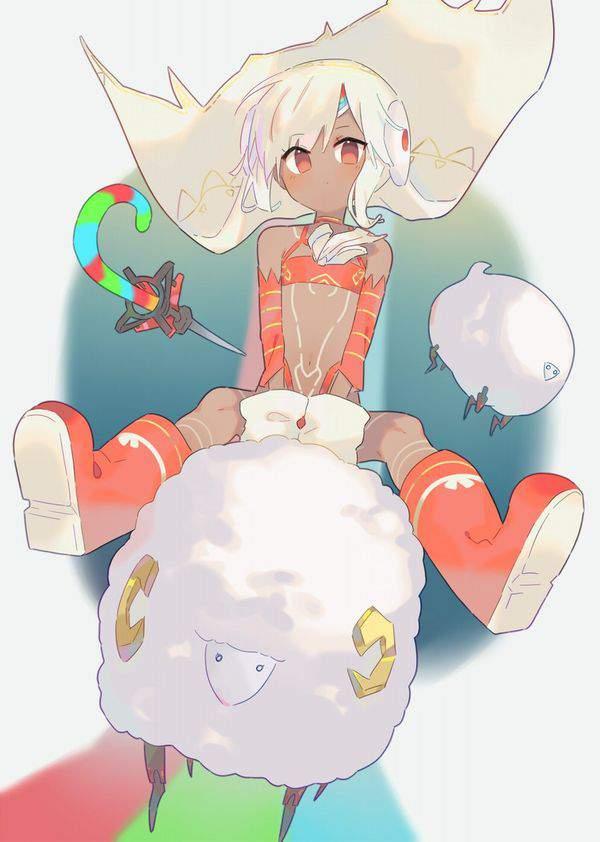 【Fate/GrandOrder】アルテラ・ザ・サン〔タ〕のエロ画像【36】