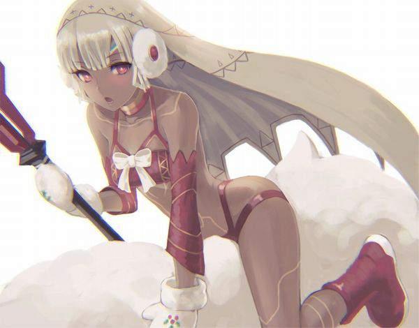 【Fate/GrandOrder】アルテラ・ザ・サン〔タ〕のエロ画像【39】