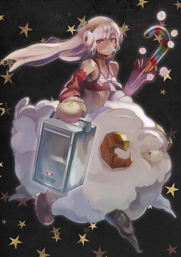 【Fate/GrandOrder】アルテラ・ザ・サン〔タ〕のエロ画像【44】