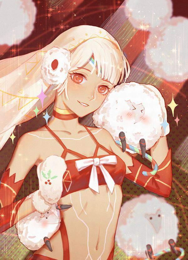 【Fate/GrandOrder】アルテラ・ザ・サン〔タ〕のエロ画像【45】