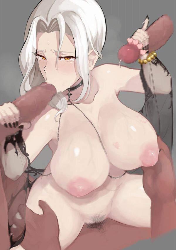 【Fate/GrandOrder】カーミラ(水着)のエロ画像【2】
