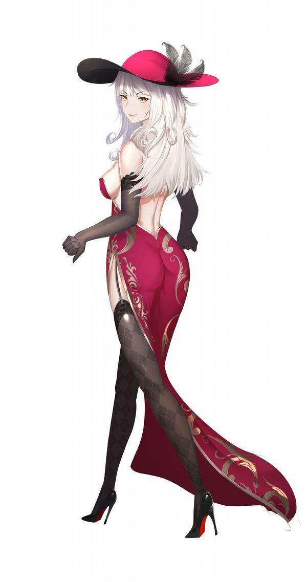 【Fate/GrandOrder】カーミラ(水着)のエロ画像【25】