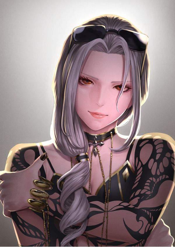 【Fate/GrandOrder】カーミラ(水着)のエロ画像【36】