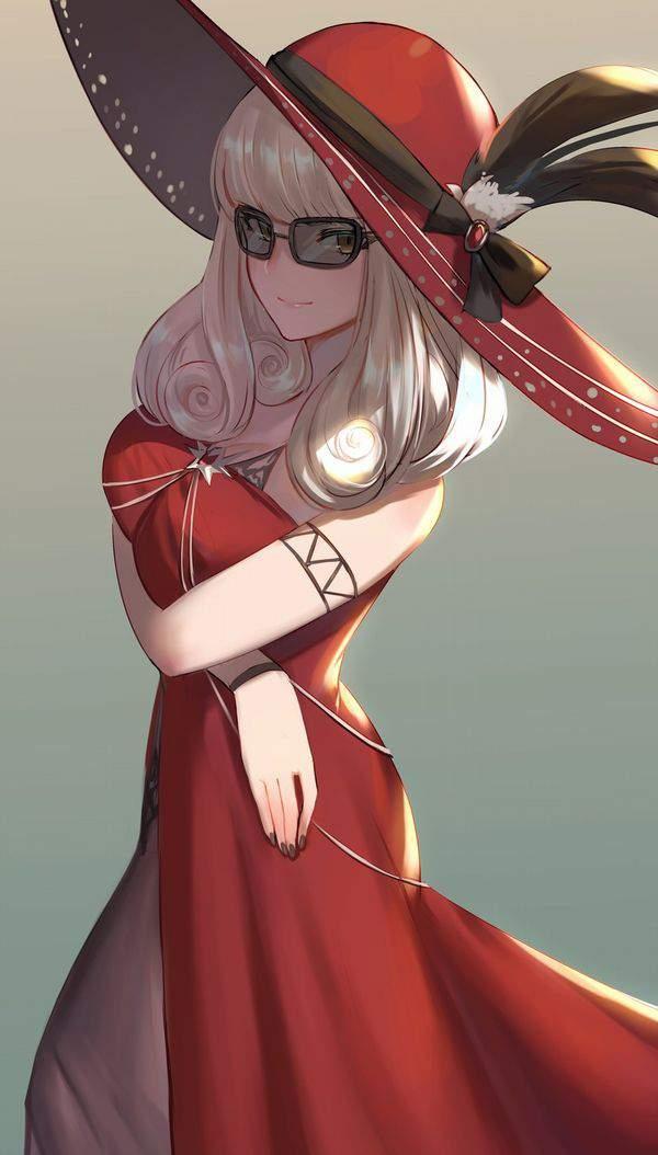 【Fate/GrandOrder】カーミラ(水着)のエロ画像【43】