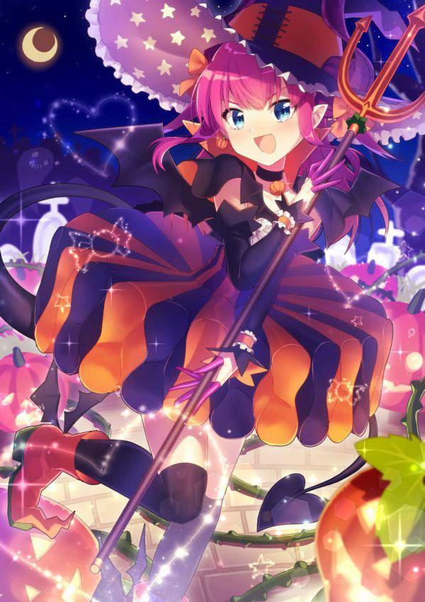 【Fate/GrandOrder】エリザベート・バートリー(ハロウィン)のエロ画像【11】