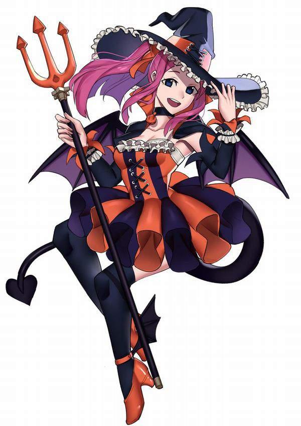 【Fate/GrandOrder】エリザベート・バートリー(ハロウィン)のエロ画像【25】